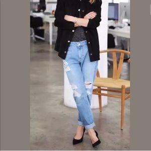 Annie Bing Boyfriend Jeans 29